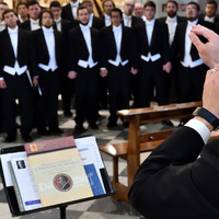 Men's Glee Club, Collegiate Chorale and Chamber Singers