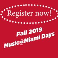 Music @ Miami Day