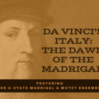 Da Vinci's Italy: The Dawn of the Madrigal