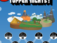 Topper Nights! World Five: Epic e-Sports