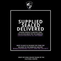 Supplied, Sealed, Delivered