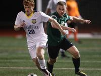 Varsity Men's Soccer vs. Alvernia University