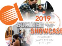 Summer CI & UR Showcase