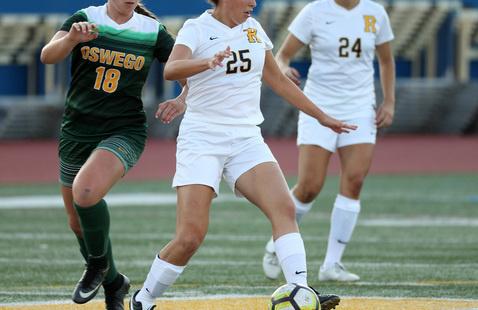 Varsity Women's Soccer vs St. John Fisher College