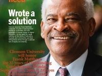 Clemson University Honors Frank Matthews