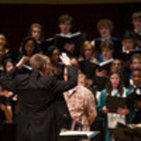 High School Honor Choir Concert