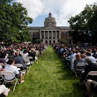 College Convocation Ceremony