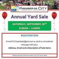 Kanawha City Yard Sale