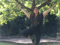 Yoga with Trees with Melissa Powell – August 30, 2019