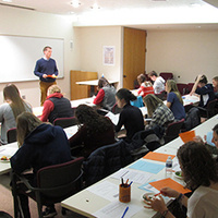 Ministry Minor Orientation: Admitted Spring Semester