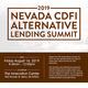 Nevada CDFI Alternative Lending Summit