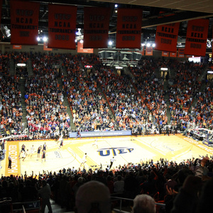 UTEP Women's Basketball vs. Middle Tennessee