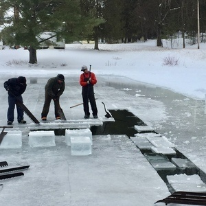 LifeLong Learning Program- Millers Mills Ice Harvest: Its Context Through Three Centuries