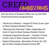 Creed Connections: Weaving Our Diversity