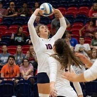 USI Women's Volleyball vs Spalding University (Exhibition)