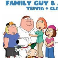 Family Guy & American Dad Trivia
