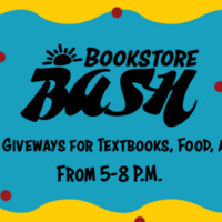 Bookstore Bash