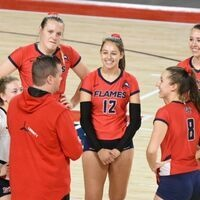 Liberty Volleyball v. North Florida