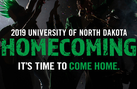 2019 UND Homecoming Week Presented by United Valley Bank