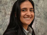 Andrea Monge, Ph.D. Candidate, Cornell University