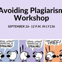 Keep Calm and Avoid Plagiarism