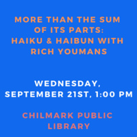 More Than the Sum of Its Parts: A Haiku & Haibun Workshop