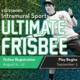 Ultimate Frisbee Registration - Statesboro