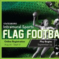 Flag Football Registration - Statesboro