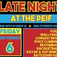 Late Night at the PEIF