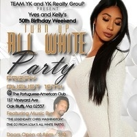 Turn Up All White Party