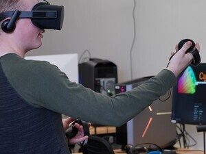 Experience Virtual Reality with The Open Lab @ Hillman