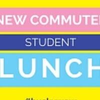 Commuter Lunch (FRESHMEN!)