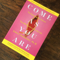 """""""Come As You Are: the surprising new science that will transform your sex life"""" book cover"""