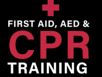 Adult CPR/AED/First Aid Training