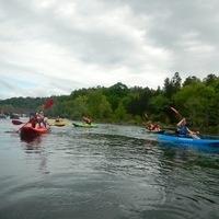 Broken Bow Kayaking Day Trip