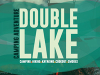 Double Lake Camping Adventure