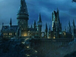 Hogwarts at the Hudgens