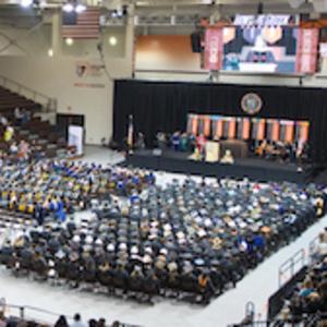 POSTPONED Graduate/Undergraduate Commencement