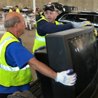Electronics Recycling & Household Toxic Materials Drop-off for Black Hawk County Residents
