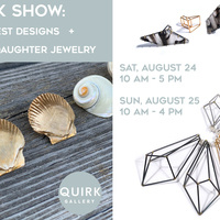 Sarah West Designs + Mother Daughter Jewelry Trunk Show