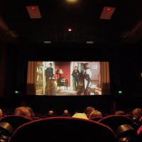 Student Activities Outdoor Movie Night