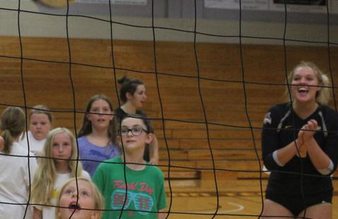 Little Huskies Volleyball Club