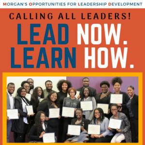 2019 Morgan Opportunities for Leadership Development (MOLD) Program