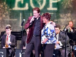 Eddie Owen Presents: Joe Gransden's Big Band with Francine Reed