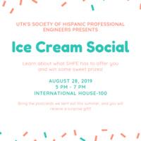 SHPE Ice Cream Social