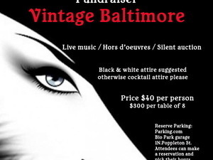 Vintage Baltimore - Lithuanian Hall Fundraiser Party