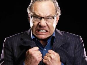 Media Star Promotions Presents: An Evening with Lewis Black