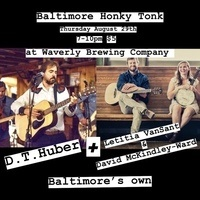 Baltimore Honky Tonk & Two-Stepping  TWOFER featuring: Letita VanSant & D.T. Huber
