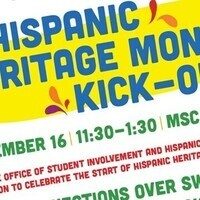 Hispanic Heritage Month Kick-Off 2019