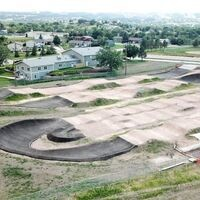 Robbinsdale Park BMX Track